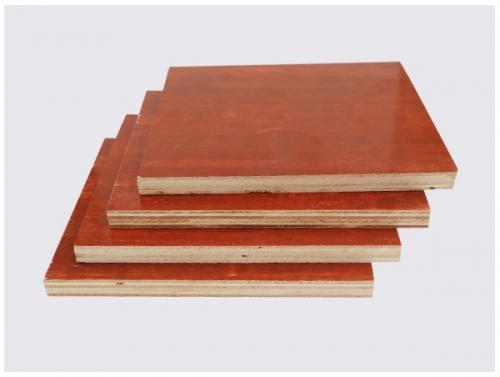 红膜建筑模板